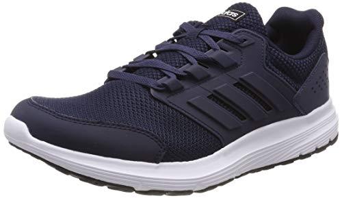 adidas Galaxy 4, Zapatillas de Deporte para Hombre, Multicolor (Tinley/Azutra/Ftwbla 000), 43 1/3 EU