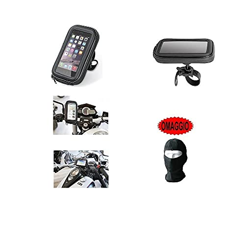 Porte téléphone portable Smartphone Téléphone Coque de guidon 90423 Lampa vélo moto pour ducati 888 sP 5 1992 – 1993