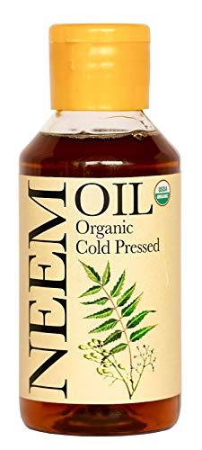 Daana Organic Neem Oil: Extra Virgin, Cold Pressed (4 oz)
