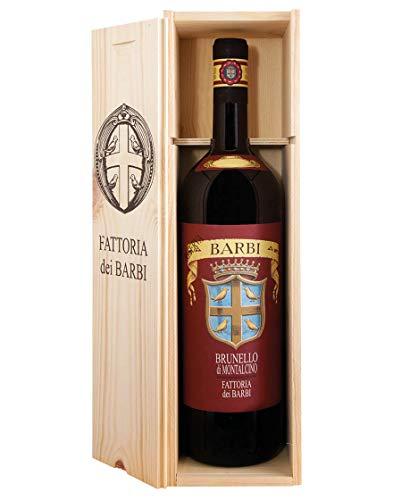 Brunello di Montalcino Riserva DOCG Fattoria dei Barbi 2012 Magnum 1,5 L, Cassetta di legno
