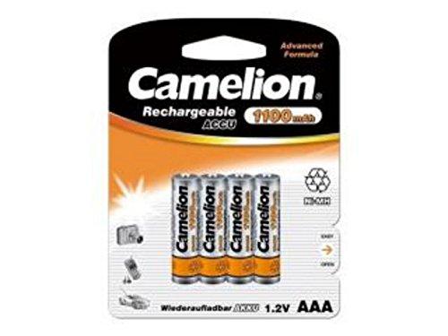 4 x Akku Batterie Camelion AAA 1100mAh kompatibel mit Festnetz Telefon Siemens Gigaset SX550i , S67H , SX810 ISDN , A220 , AS285 , A510 Duo , S810 ,455X , CX610 ISDN , S79H C300 , A285 , S810H , A420 , C100 , SX440 ISDN , SX810 A , E500A , SX445 ISDN , C150 , A600 , 450X , C385 Duo , C610H , C595 , C610 , C300A Duo , C59H , A400 , C590