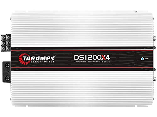 Taramps 4 Channel Class D Car Amplifier 300 WTS x 4 at 2 OHM