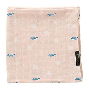 Little Fennec Versatile Cotton Muslin Cuddle Blanket for Newborns, Infants & Kids – Flying