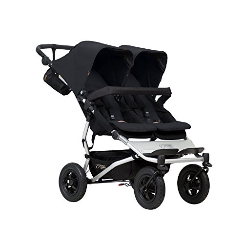 Mountain Buggy Duet V3 Buggy, Black