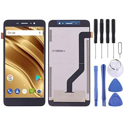 ASAMOAH Pièce de Rechange de téléphone Portable Écran LCD et numériseur Complet pour Ulefone S8 Pro Accessoires de téléphones