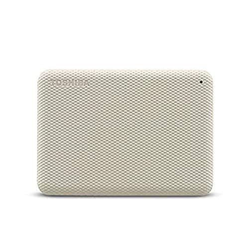 Toshiba Canvio Advance 1TB White - Festplatte - 2,5'