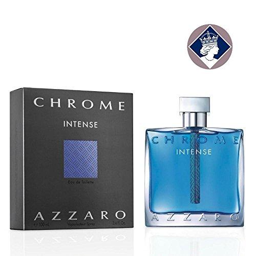 Azzaro - Chrome Intense EDT Vapo 100ml
