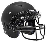 Schutt Sports Vengeance A11 Youth Football Helmet, Facemask NOT Included, Matte Black, Medium