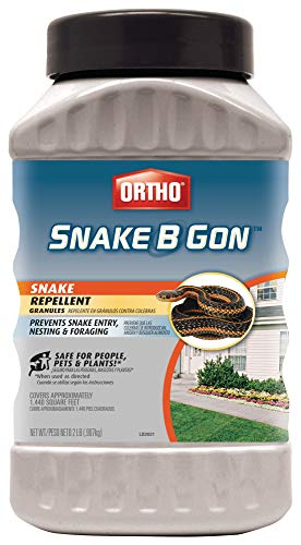 Ortho Snake B Gon Snake Repellent Granules, 2-Pound (Not Sold in AK)