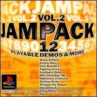 Price comparison product image JAMPACK Vol. 2~Sony PlayStation,  Action~Complete