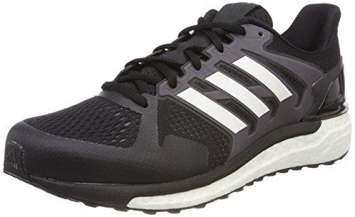 Adidas Supernova St M, Zapatillas de Trail Running para Hombre, Negro (Negbas/Ftwbla/Gritre 000), 40 2/3 EU