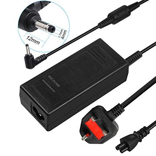 ASUNCELL Laptop Power Supply AC Adapter Charger for Lenovo Yoga 710 11 14 15 Flex 4 1130 1470 Lenovo Ideapad 710 100 110 110s 20V 2.25A 45W