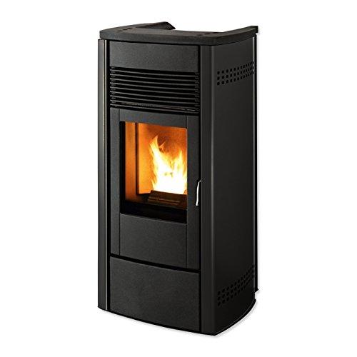 MCZ Pelletofen wasserführend EGO Hydromatic 11,9 kW Pellet Ofen Holzpellets Verkleidung EGO-Hydro-weiss
