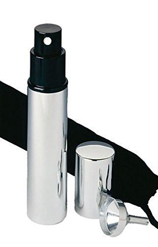 Martini Mister - Martini Vermouth Cocktail Atomizer Sprayer w/ Funnel - Martini Spray Set