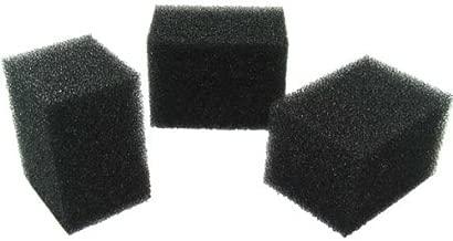 Zanyzap Replacement JBJ 12 Gallon Nano Cube Aquarium Sponge - 9 Pack