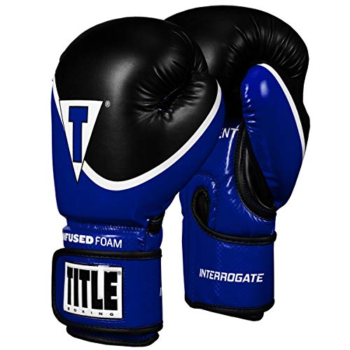 Title Boxing Infused Foam Interrogate Training Gloves...