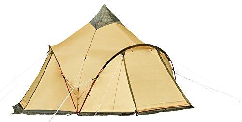 小川キャンパル(OGAWA CAMPAL) フェス キャンプテント モノポール&3アーチポールテント TRES(トレス) 3~4人用 2782