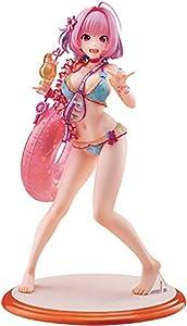 ウェーブ Dream Tech アイドルマスター シンデレラガールズ 水着商法 夢見 りあむ 1/7スケール PVC製 塗装済み 完成品 フィギュア DT168