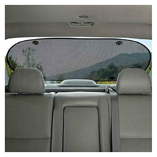 ffniwo KKKKKK Auto Trasero Sombra Sombra Vehículo Shield Protección de Visor Back Coche Sombra de la Ventana (Size : A)