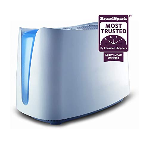 800 Square Foot 1.1 Gallon Cool Mist Humidifier