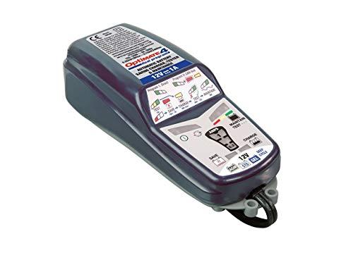 Tecmate TM-340 Optimate 4 Dual Program Cargador baterías