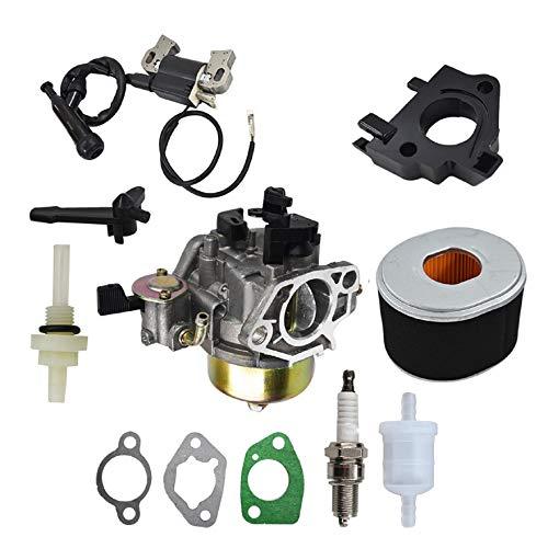 AISENPARTS Vergaser GX390 Vergaser ersetzen für Honda GX390 GX340 13 PS Motor Reolace 16100-ZF6-V01 16100-ZF6-V00
