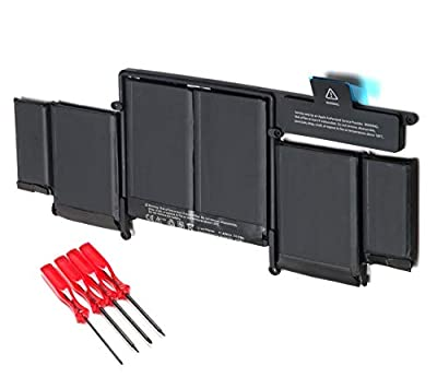 """A1582 Battery Laptop Battery for MacBook Pro 13"""" Retina (2015 Version) A1493 Battery for A1502(2013,2014 Version) ME864 ME865 ME867 EMC 2835"""