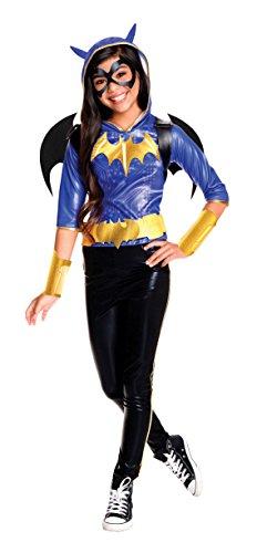Rubie's 620711, Disfraz de Batgirl para Niñas, talla Medium