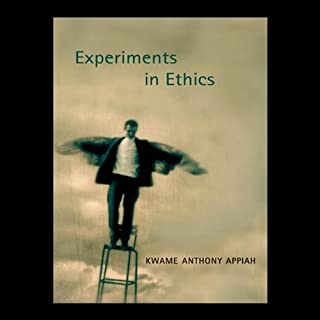 Experiments in Ethics audiobook cover art