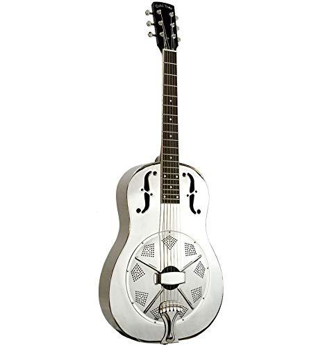Dobro Metal Paul Beard Gold Tone GRS (guitarra résophonique ...