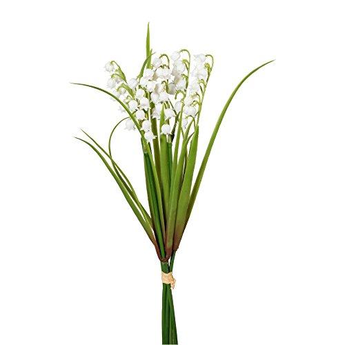 Kunstblume MAIGLÖCKCHEN BUND 30 cm. Bund mit 5 Frühlingsblumen.
