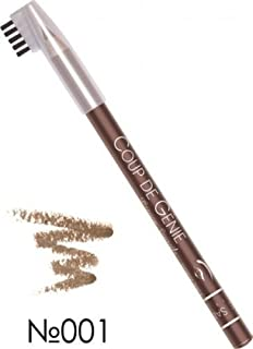 VIVIENNE SABO COUP DE GENIE Brow Pencil 1.4 g 001 Light Brown