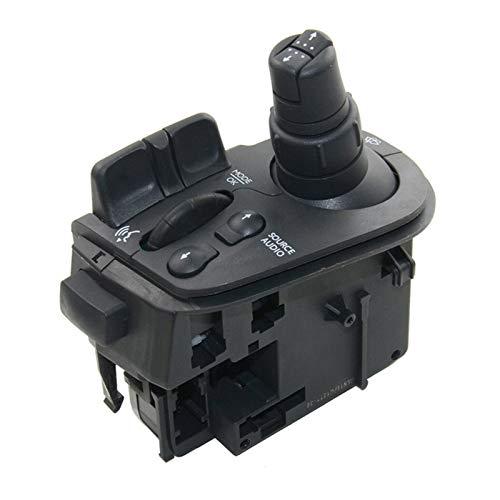 KUANGQIANWEI Radio y limpiaparabrisas Interruptor de Columna de dirección FIT para Renault Clio III Modus KANGOO 8201590631 7701068114