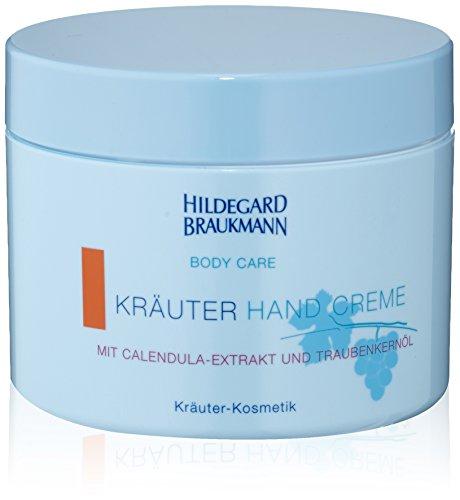 Hildegard Braukmann Body Care Kräuter Hand Creme, 200 ml