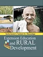 Extension Education and Rural Development
