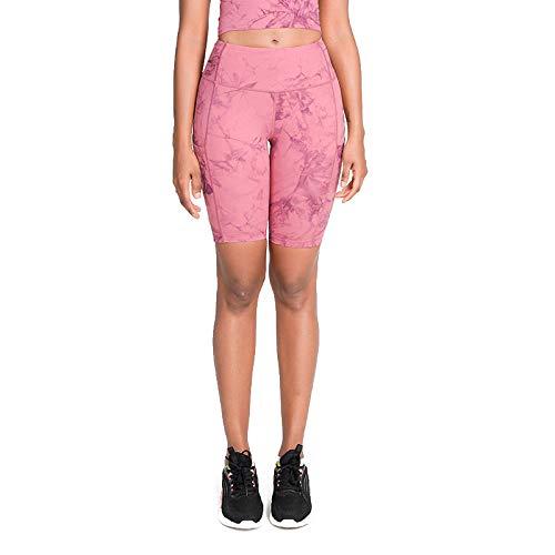 bayrick Explosión Pantalones de Yoga Antibacterial Desnuda Impresos Camuflaje de Yoga Pantalones-1_S