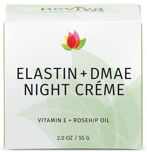 REVIVA LABS - Elastin + DMAE Night Créme (2.oz)