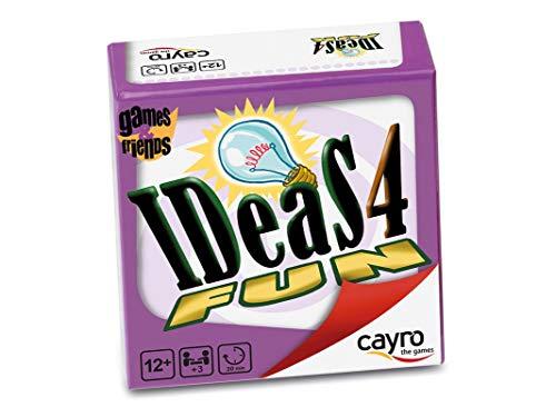 Cayro - Ideas 4 Fun - Juego de lenguaje y Vocabulario - Juego de Mesa - Desarrollo de Habilidades cognitivas e inteligencias múltiples - Juego de Mesa (7006)
