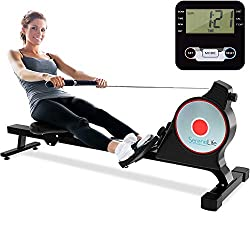 Serenelife magnetic rowing machine