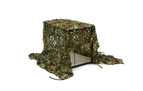 Auvent de terrasse Filet de camouflage de jungle pour la protection extérieure de camping de forêt militaire / taille de sélection Filet de camouflage filet de protection solaire ( Size : 10m*20m )