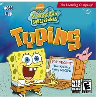 spongebob typing game