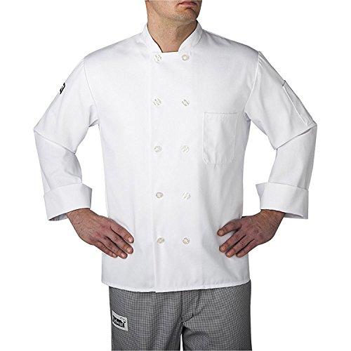 Chef Jacket (Three-Star)-5X- White