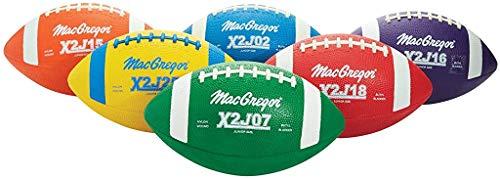 Junior Size Footballs Mulitcolor - Set of 6