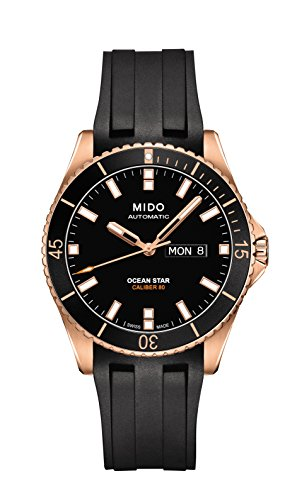 MIDO OCEAN STAR CAPTAIN RELOJ DE HOMBRE AUTOMÁTICO 42.5MM M026.430.37.051.00