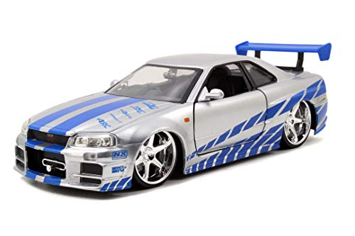 Nissan Skyline GT-R Fast and Furious, Brian o 'Conner's