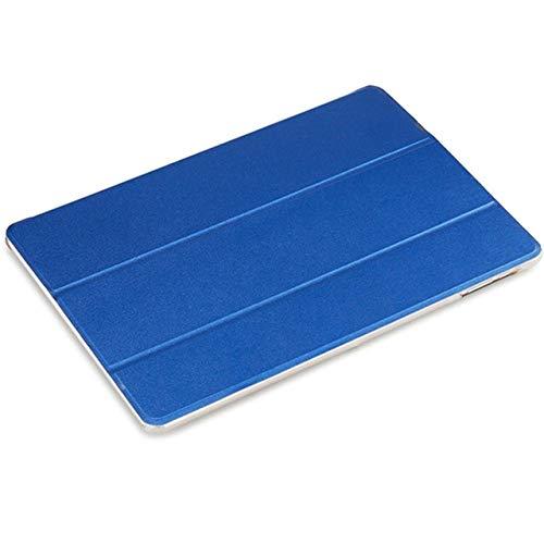 XXIUYHU Neu Für Chuwi Hi12 Hülle Ultradünne Pu Leder Tablet Hülle Für Chuwi Hi12 12 Zoll Schutzhülle Funda Coque + Film + Stylus PenBlau