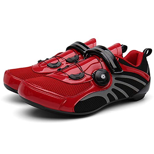 Shoe Specialized Road Cycling, Mens And Women Indoor Bike Spin, Urban Road Bike With Ratchet Rope System