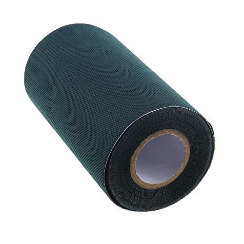 OTOTEC Grün 10m Kunstrasen Fügeklebeband Selbstklebeband 15cm Breite rutschfest 15cmx10m