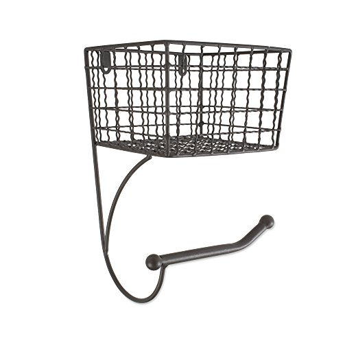 Top 10 best selling list for basket style toilet paper holder