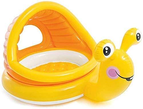 HJQFDC Faltender Pool, aufblasbarer Swimmingpool der Kinder, Bügelbad, Paddling Pool, Kinderbad, Gartenpool Party Spielzeug Peng MEI